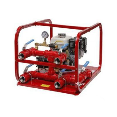 Portable Fire Hose Testers   Fire Fighting Equipment