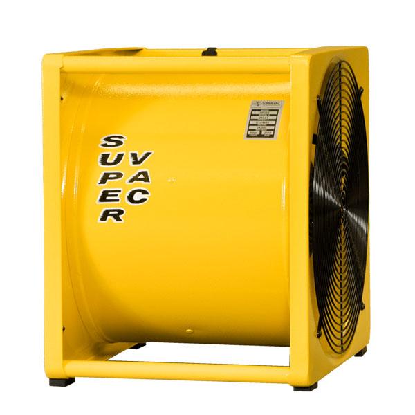 Supervac HF164E, Electric High Speed Hazardous Location Smoke Ejector