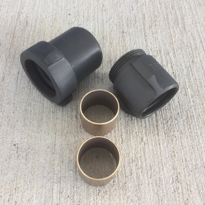 Redhead Brass Forestry Couplings