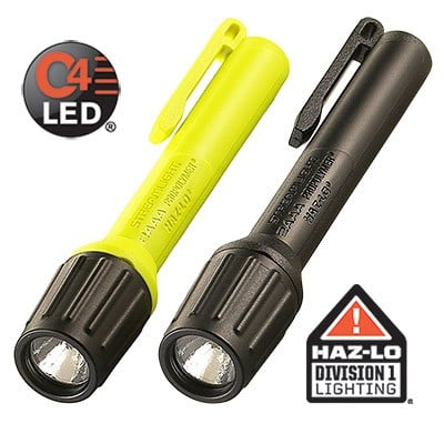 Streamlight 2AAA Propolymer Haz-Lo Flashlight